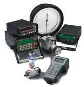 Instrumente de precizie pentru masurarea presiunii